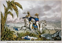 Genl._Taylor_at_the_battle_of_Resaca_de_la_Palma_(Currier_&_Ives)