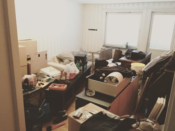 Breki's New Living Room